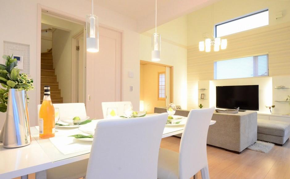 戸建住宅モデルハウスインテリア