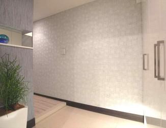 マンション廊下のインテリアデザイン
